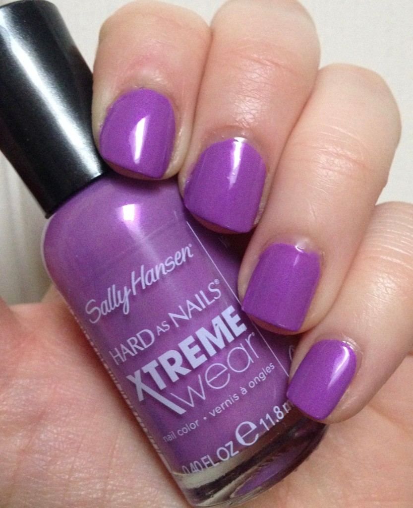 Sally Hansen Xtreme Wear In Violet