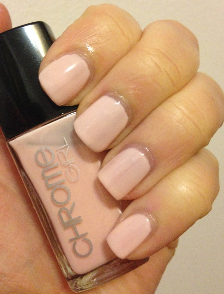 Review Amp Giveaway Chrome Girl Nail Lacquer Adventures In Polishland