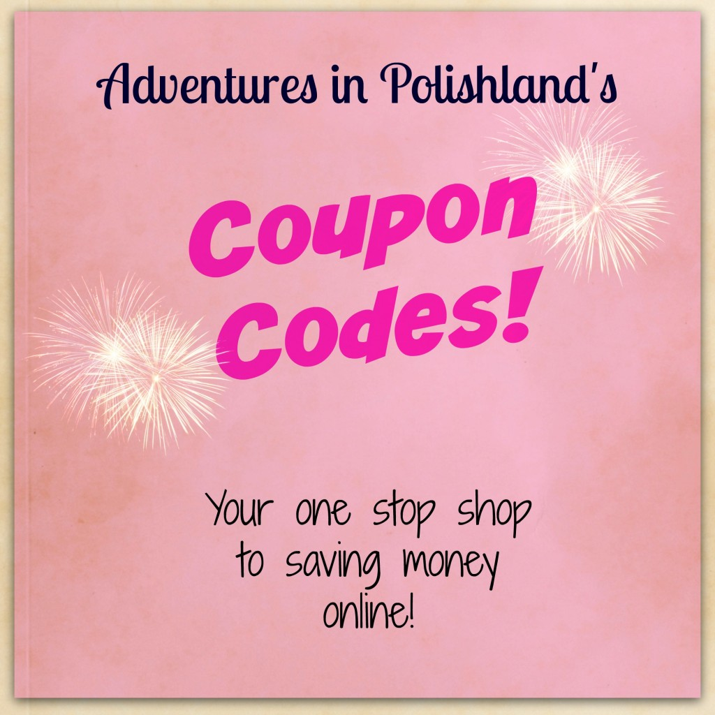 Coupon codes adventures in polishland fandeluxe